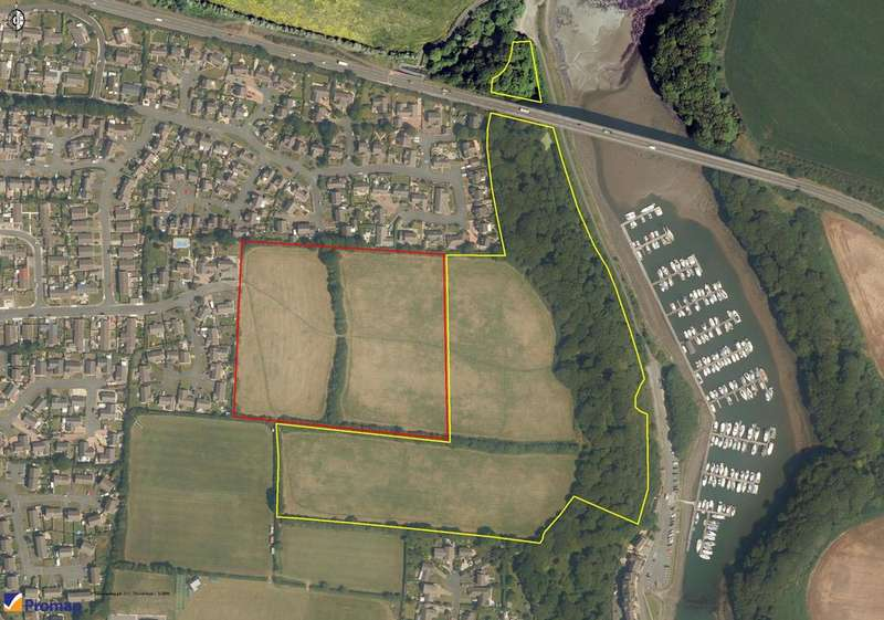 Land Commercial for sale in Golden Grove, Neyland, Milford Haven SA73