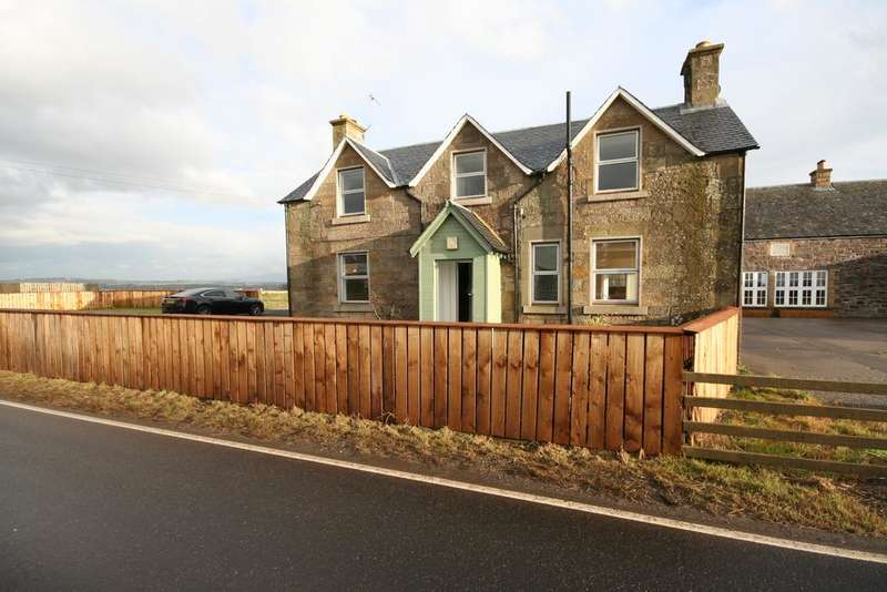 3 Bedrooms Detached House for sale in South Kirk Lane, Blair Drummond, Stirling FK9