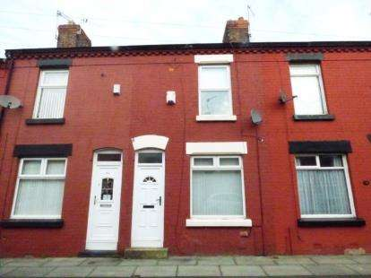 2 Bedrooms Terraced House for sale in Olton Street, Liverpool, Merseyside, L15