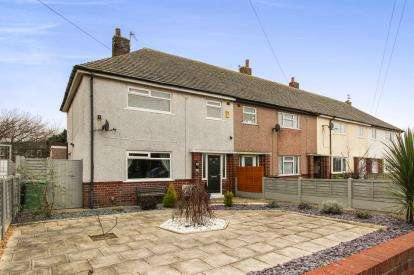 3 Bedrooms End Of Terrace House for sale in Blackpool Road North, Lytham St. Annes, Lancashire, England, FY8