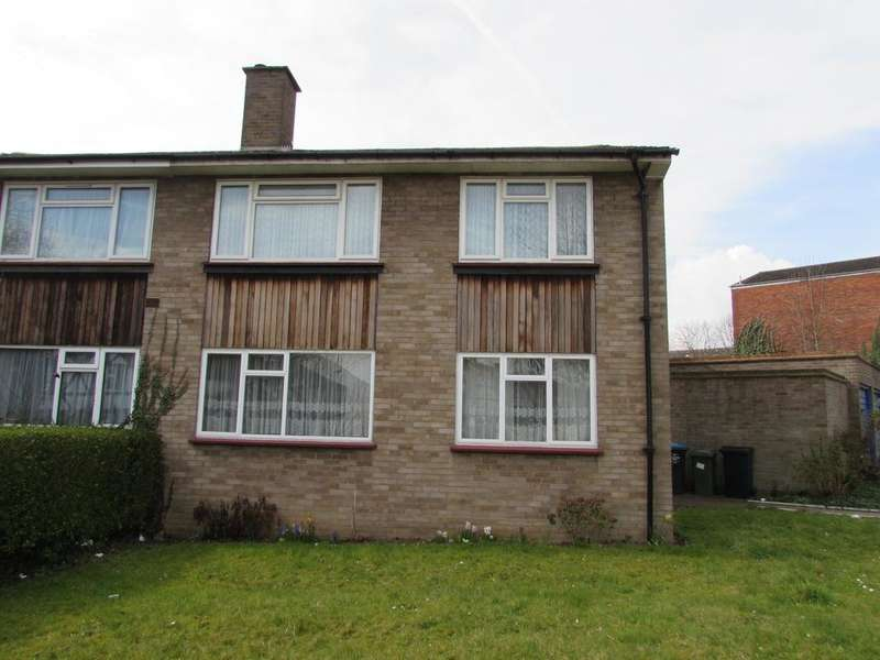 2 Bedrooms Flat for sale in Stanley Avenue, Wembley, Middlesex HA0 4JB