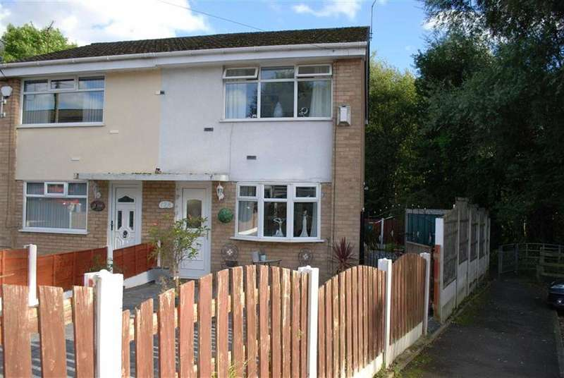 2 Bedrooms Semi Detached House for sale in Glenwood Dr, Middleton, United Kingdom