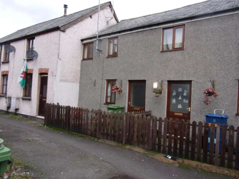2 Bedrooms Terraced House for sale in Arenig Row, Bala LL23