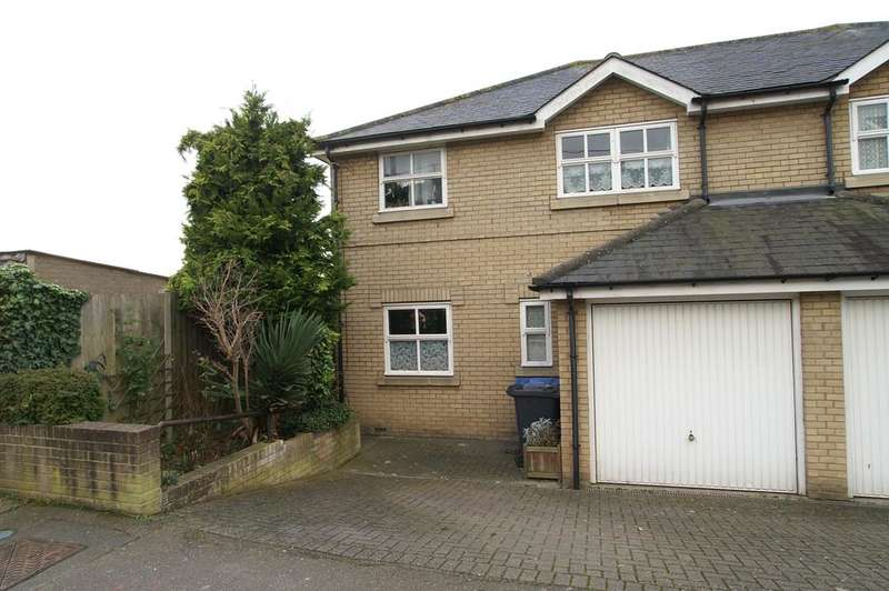 3 Bedrooms Semi Detached House for sale in Queens Road, Sudbury CO10