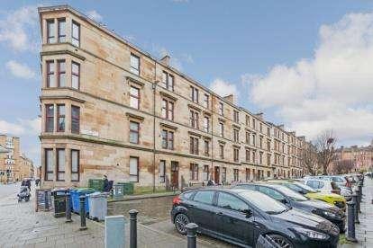 1 Bedroom Flat for sale in Regent Moray Street, Yorkhill