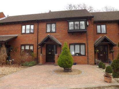 3 Bedrooms Terraced House for sale in Locks Heath, Southampton, Hampshire