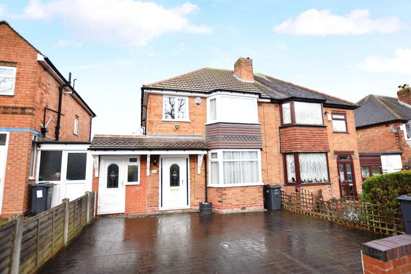 3 Bedrooms Semi Detached House for sale in Sunnymead Road, Sheldon