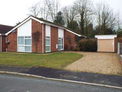 2 Bedrooms Bungalow for sale in Narborough, King's Lynn
