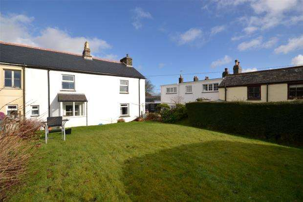 4 Bedrooms End Of Terrace House for sale in Widegates, Looe, Cornwall