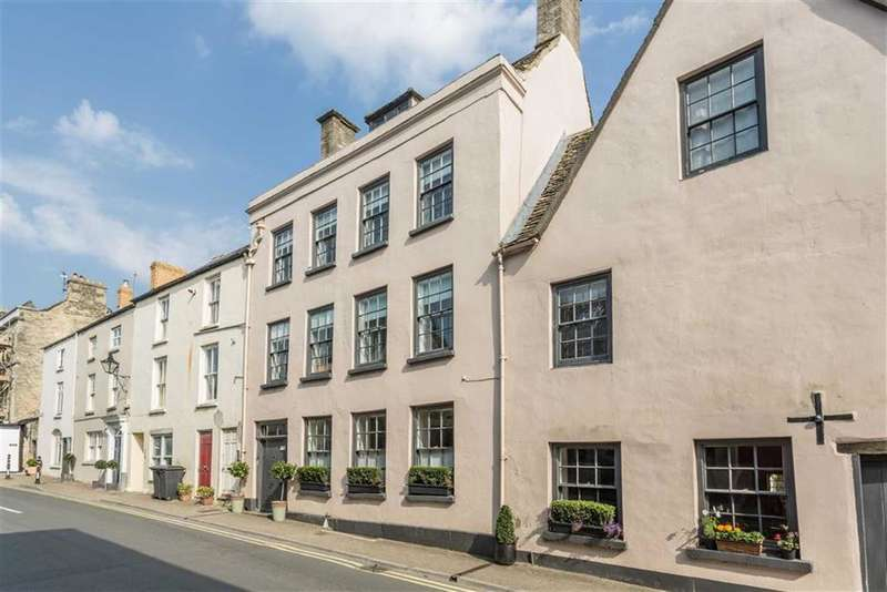 4 Bedrooms Terraced House for sale in Silver Street, Tetbury, Gloucestershire