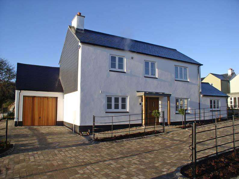 3 Bedrooms Detached House for sale in Stannary Gardens, Chagford TQ13