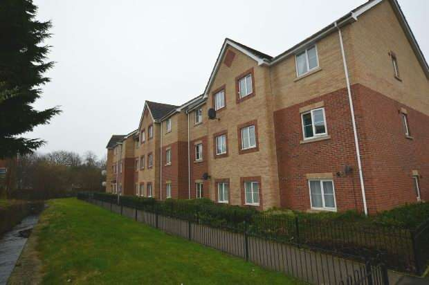 2 Bedrooms Flat for sale in Shankley Way, St James, Northampton