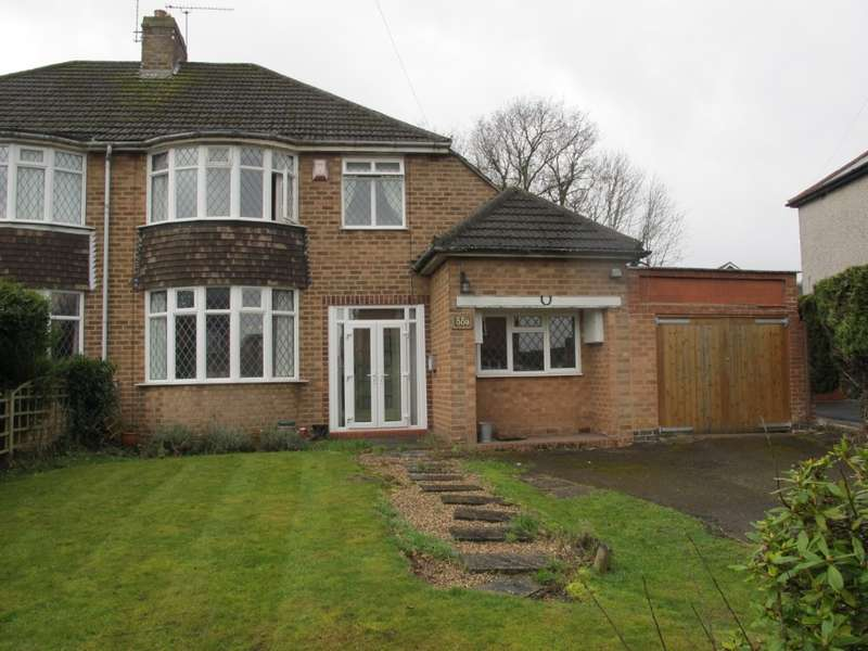 3 Bedrooms Semi Detached House for sale in Chelmsley Lane, Birmingham