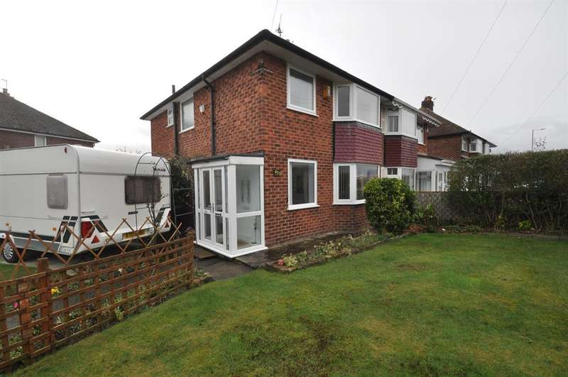 3 Bedrooms Semi Detached House for sale in Leasowe Road, Wirral, CH46 2RQ