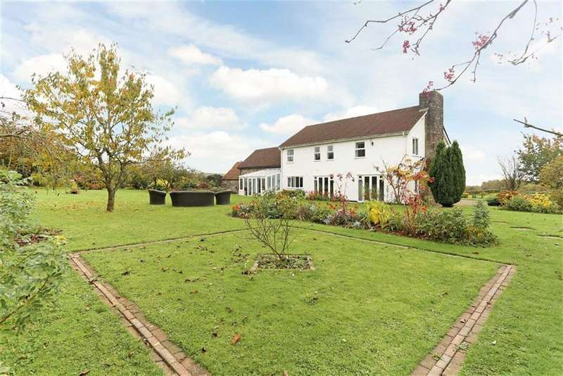 6 Bedrooms Detached House for sale in Chepstow, Monmouthshire