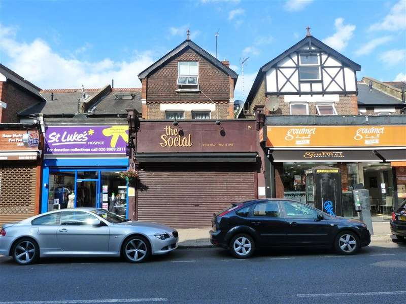 1 Bedroom Apartment Flat for sale in Walm Lane, Willesden, London