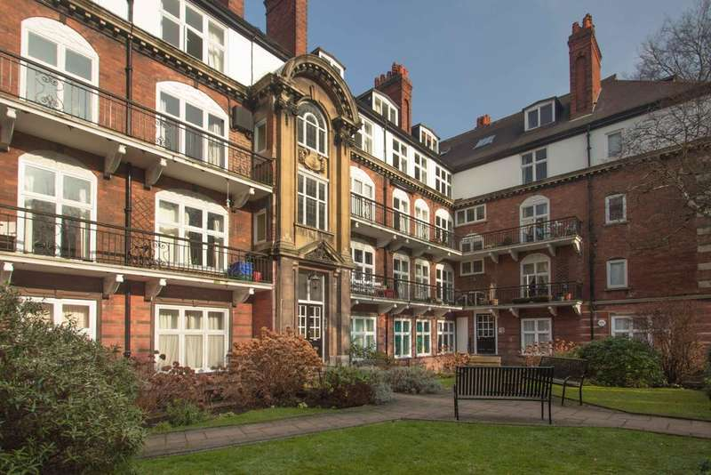 3 Bedrooms Flat for sale in Grange Court, North Grange Mount, Headingley, Leeds 6