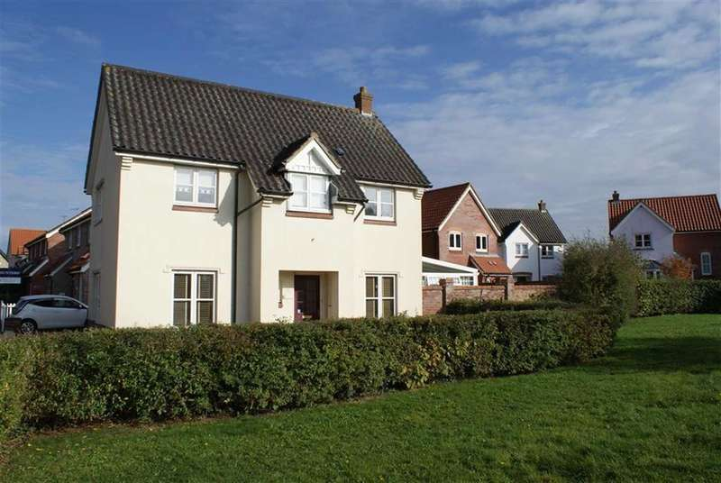 3 Bedrooms Detached House for sale in Millers Drive, Dickleburgh