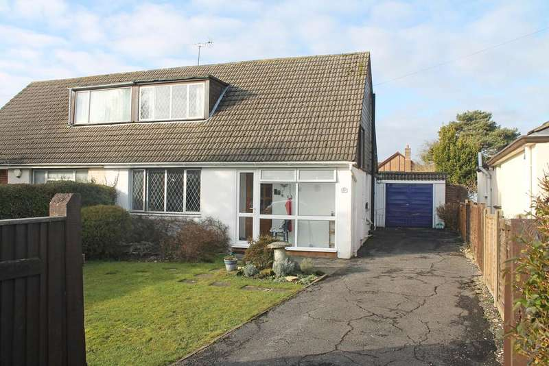 2 Bedrooms Chalet House for sale in Locks Heath Park Rd SO31