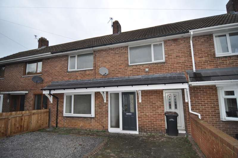 3 Bedrooms Terraced House for sale in Moorside, Middlestone Moor, Spennymoor DL16