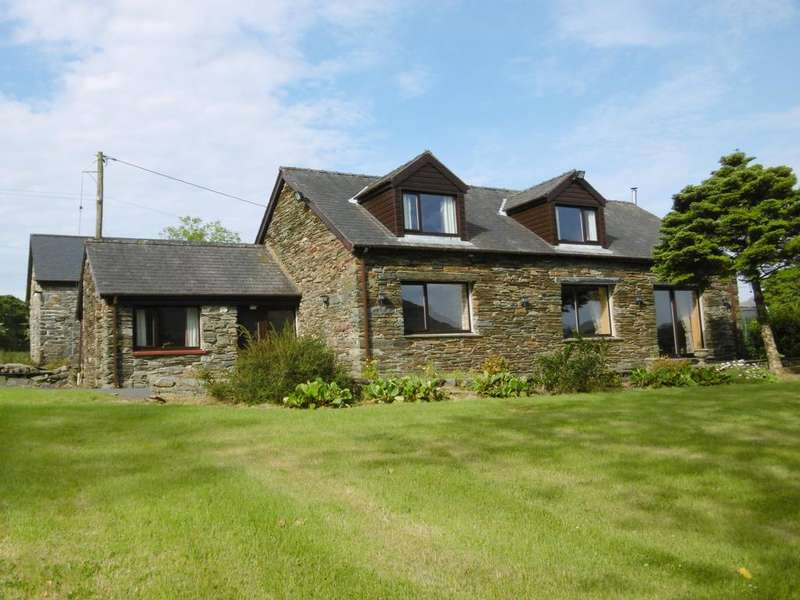 2 Bedrooms Detached House for sale in Llan Ffestiniog LL41