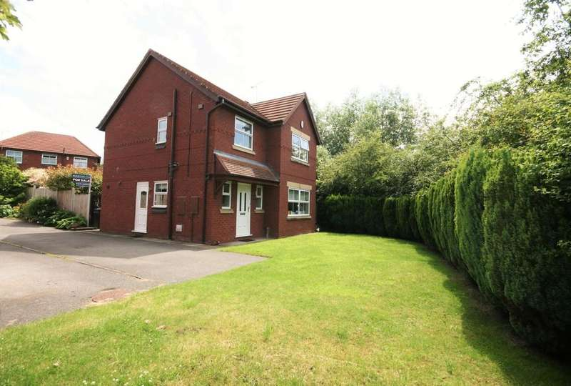3 Bedrooms Detached House for sale in Riverside Grove Wistaston