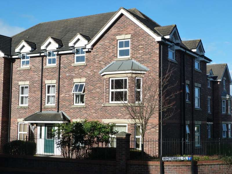 2 Bedrooms Apartment Flat for sale in Whitewell Close Nantwich