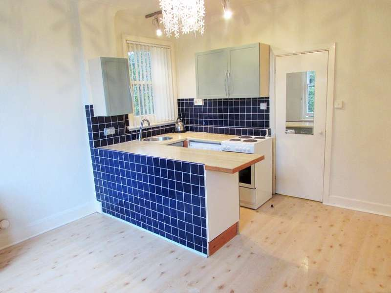 Studio Flat for sale in 20 Knyveton Road, Bournemouth BH1