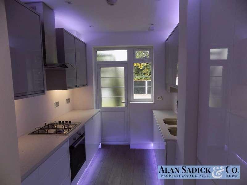 2 Bedrooms Flat for sale in Edgwarebury Lane, Edgware HA8