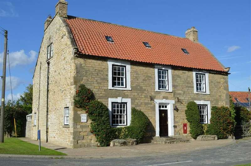 6 Bedrooms Farm House Character Property for sale in Yedingham, Malton, North Yorkshire