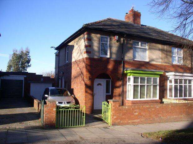 3 Bedrooms Semi Detached House for sale in DALE ROAD, SHILDON, BISHOP AUCKLAND