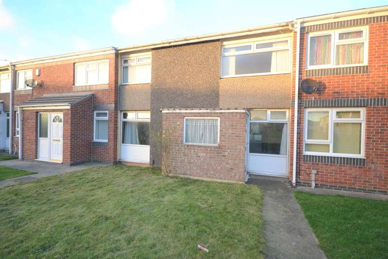 2 Bedrooms Terraced House for sale in Blakey Close, Redcar TS10