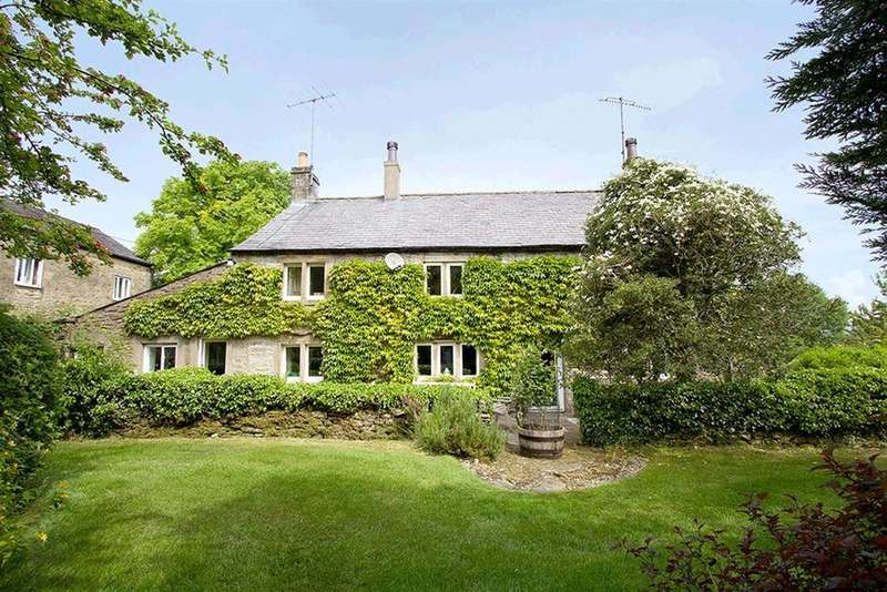 5 Bedrooms Unique Property for sale in Dubsyke, Keasden, Clapham, North Yorkshire