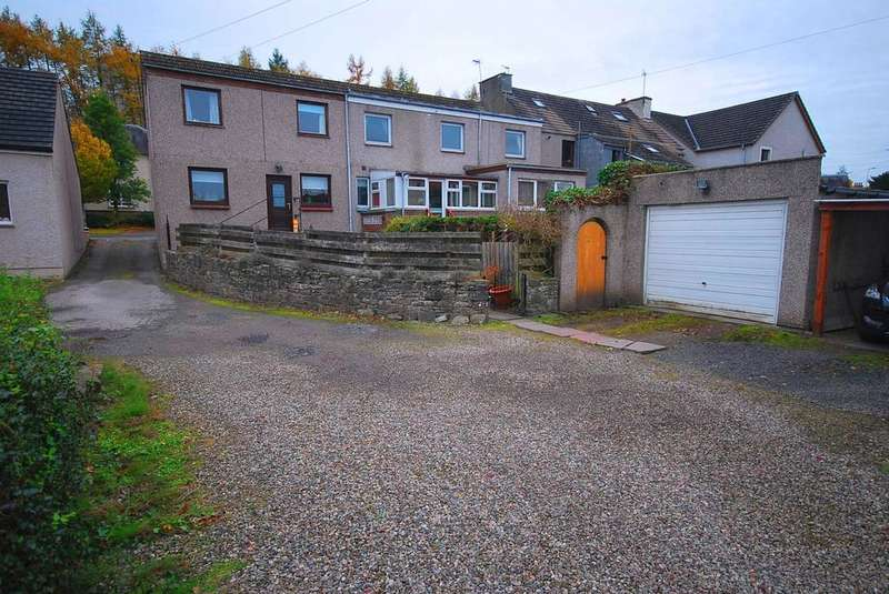 5 Bedrooms Terraced House for sale in Crieff Road, Perth ph1