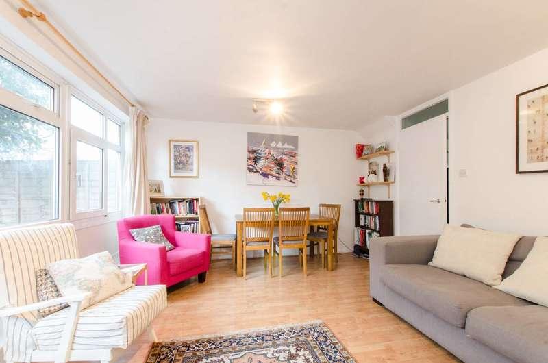 2 Bedrooms Maisonette Flat for sale in Benworth Street, Bow, E3