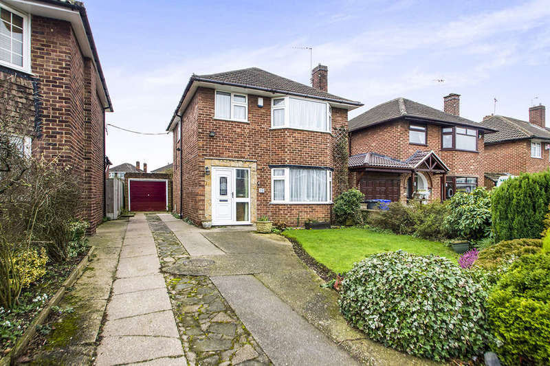 3 Bedrooms Detached House for sale in Wensleydale Road, Long Eaton, Nottingham, NG10