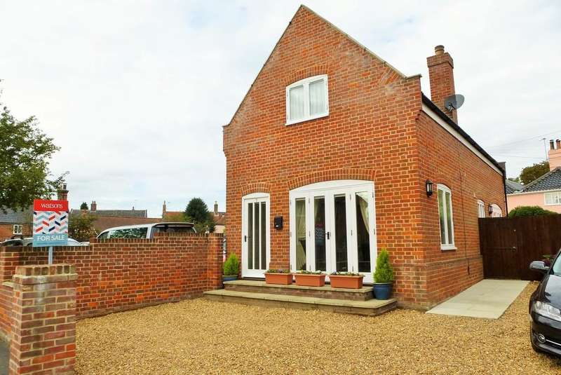 2 Bedrooms Detached House for sale in Wharton Street, Bungay