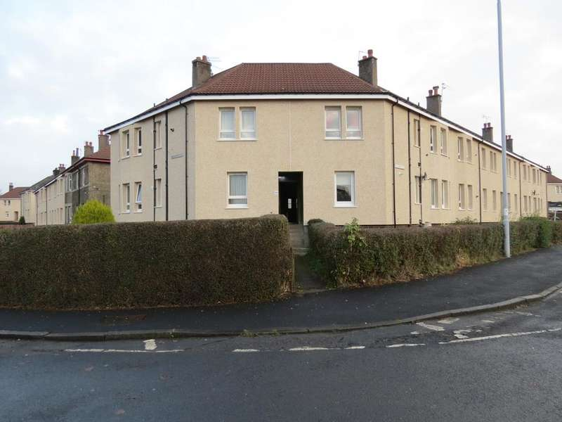 2 Bedrooms Ground Flat for sale in Gallowhill Road, Paisley PA3