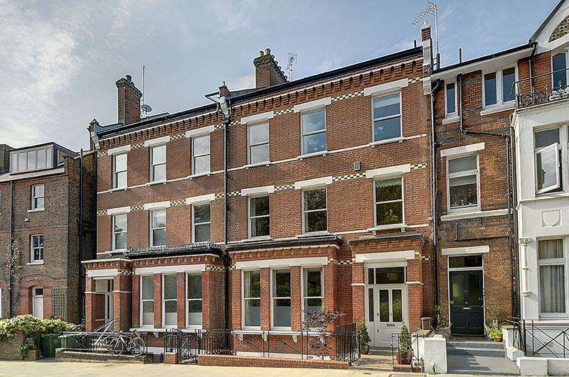 6 Bedrooms Terraced House for sale in WILLOW ROAD, HAMPSTEAD VILLAGE NW3