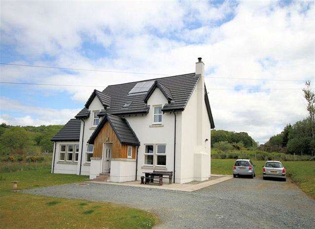 4 Bedrooms Detached Villa House for sale in Bank Crest, 5 Achnabreac, Lochgilphead, PA31 8SG