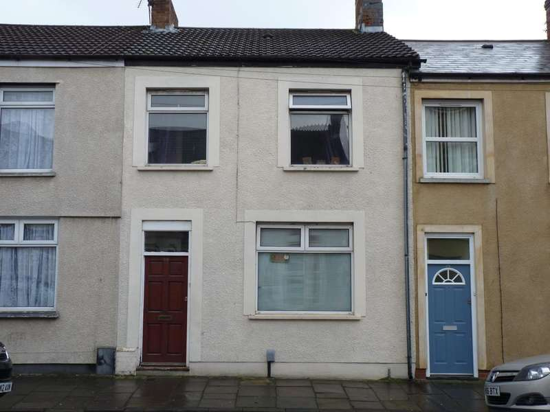 4 Bedrooms Terraced House for sale in Railway Street, Cardiff CF24