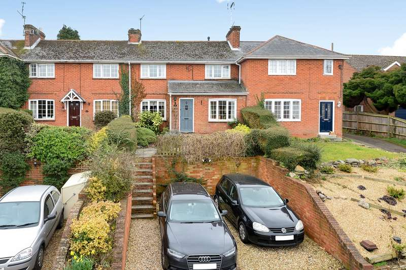 3 Bedrooms Terraced House for sale in The Street, Old Basing, Basingstoke, RG24