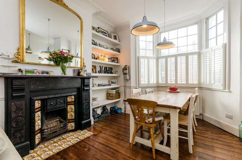 2 Bedrooms Flat for sale in Fulham Palace Road, Parsons Green, SW6