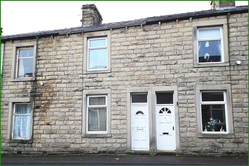 3 Bedrooms Terraced House for sale in Ethel Street, Barnoldswick BB18