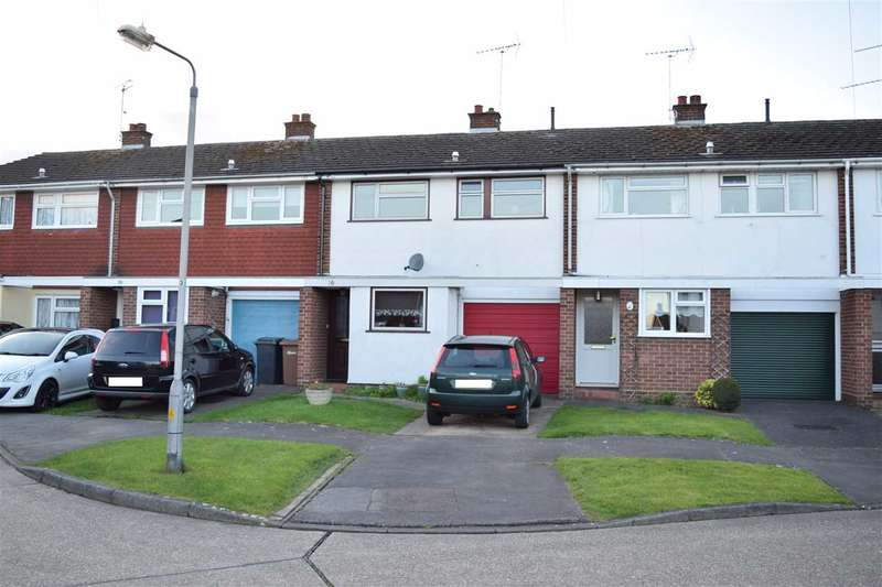 3 Bedrooms House for sale in Barnfield Mews, Chelmsford