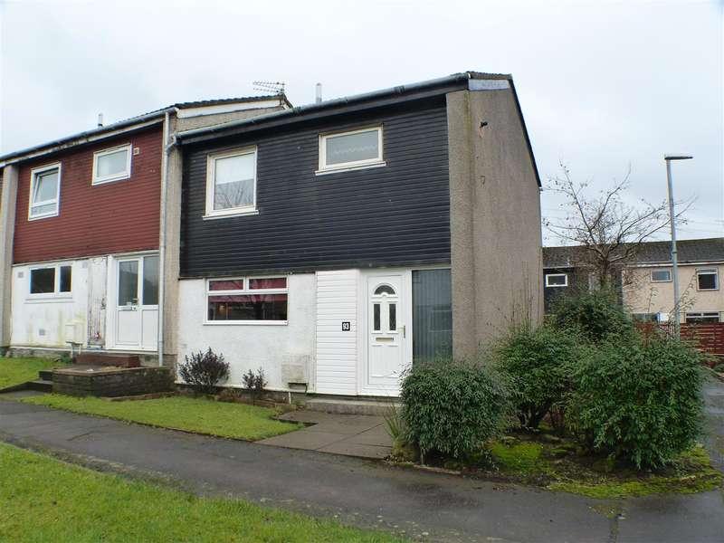3 Bedrooms Terraced House for sale in Eider Avenue, EAST KILBRIDE