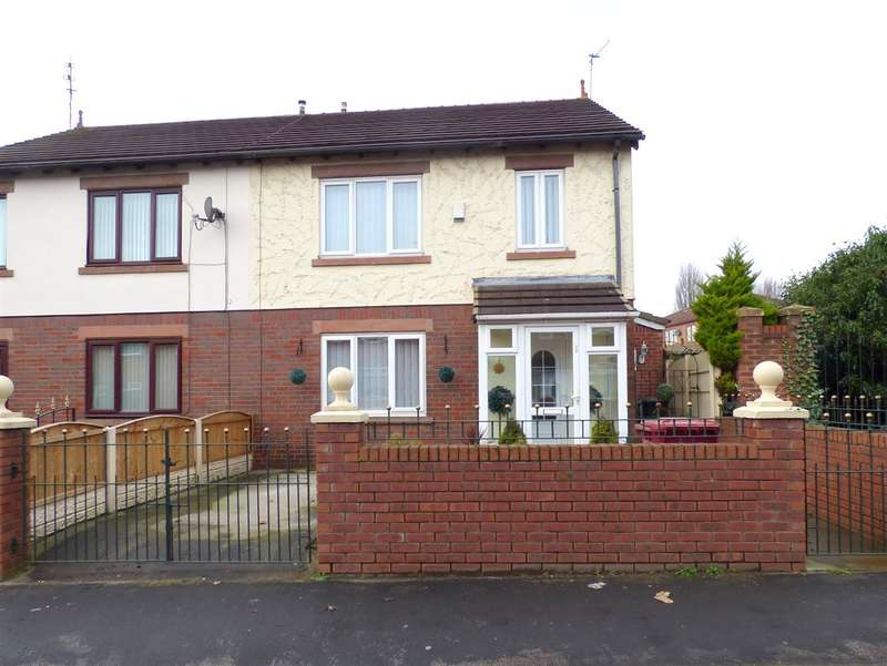 3 Bedrooms Semi Detached House for sale in West View, Huyton, Liverpool