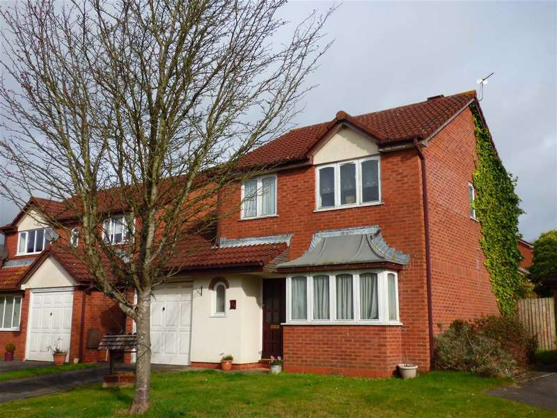3 Bedrooms Detached House for sale in Well Close, Thornwell, Chepstow