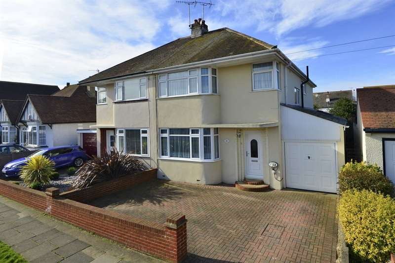 4 Bedrooms Semi Detached House for sale in Pier Avenue, Herne Bay