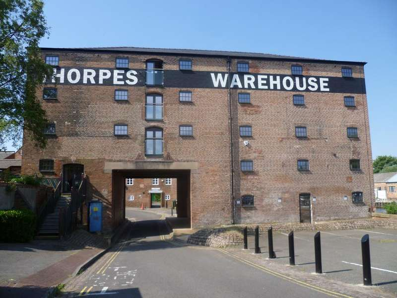 15 Bedrooms Residential Development Commercial for rent in Thorpes Warehouse, Navigation Yard, Newark NG24
